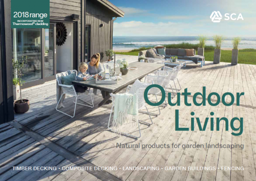 SCA outdoor living brochure