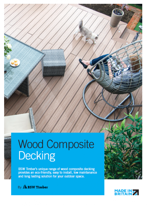 WPC decking installation instructions