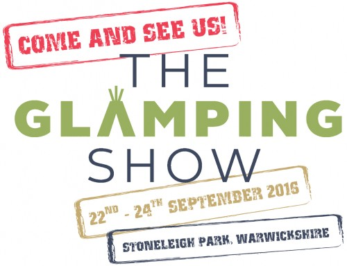 Timeless Pods exhibiting at the Glamping Show