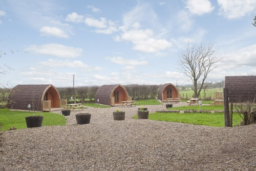 Glamping Pod Cast as Latest in Luxury by Timeless Timber