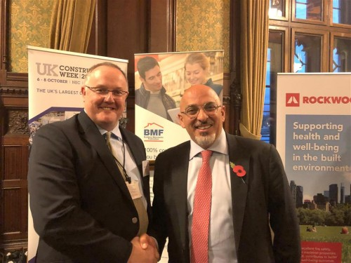 BSW attends Parliamentary Innovation Reception