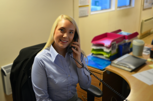 Get to know... Chloe Jones, Customer Service Coordinator