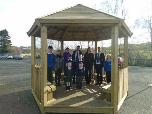 BSW heads back to school for bandstand opening