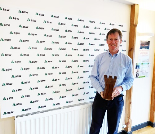IRO Timber recognised for Innovation at WPA Awards