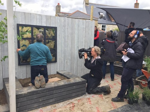 BSW products featured on hit ITV gardening show