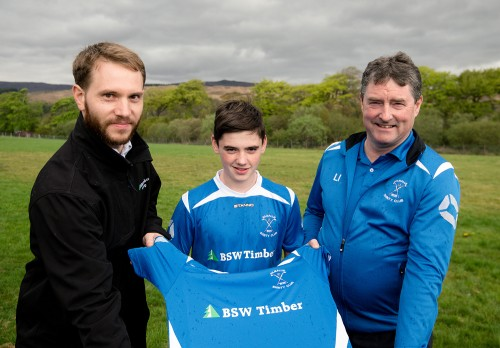 BSW Fort William Backs Kids' Kits