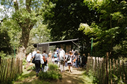 BSW promotes wellness in nature at RHS Chelsea Flower Show