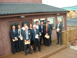 Pallet and packaging conference staged at BSW Timber\'s Carlisle mill