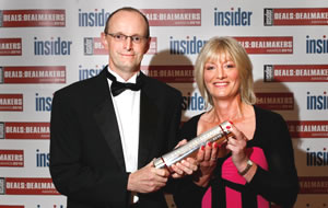 BSW Timber Deal Named Acquisition of the Year