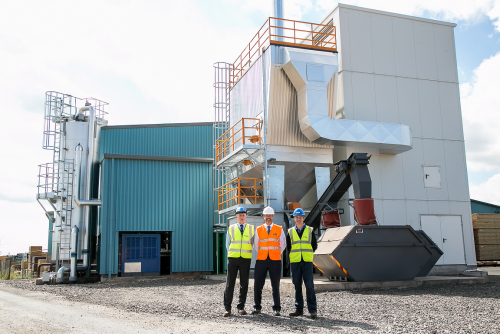 BSW Timber fires up £2.5m biomass boiler at Carlisle sawmill • BSW ...