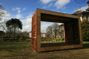 BSW Provides Home Grown Scottish Timber For Salvation Army Project