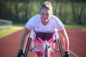 BSW Timber supports Scottish Paralympic hopeful