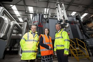 BSW Timber Welcomes Welsh Assembly Member to Newbridge Mill