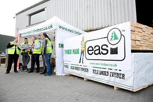 BSW Timber Makes Mornings Easi!