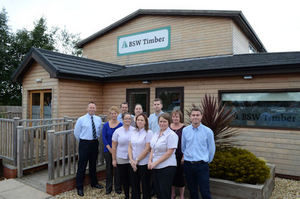 BSW Timber invests in new Customer Sales Centre