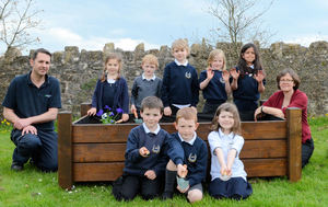 BSW Timber encourages green fingers in local primary schools