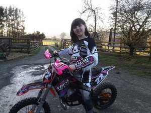 BSW Timber supports local motorbike champion hopeful