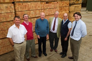 BSW Timber Acquires RF Giddings