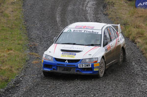 BSW's Mike Faulkner & Peter Foy win Jim Clark Reivers Rally