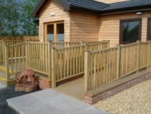 BSW Timber Launches New Slip Resistant Timeless Timber Decking