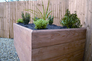 BSW Timber launches Timeless garden makeover range