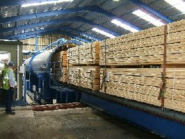 BSW Timber trebles treatment capacity at Newbridge sawmill