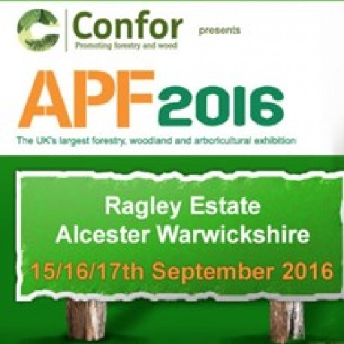 Tilhill Forestry is headline sponsor at the APF 2016